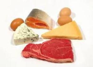 Потребление большого количества белка