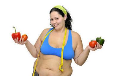 похудение с помощью диеты