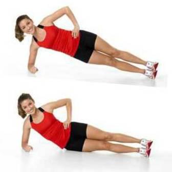 Косые мышцы живота упражнения для девушек