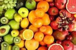 В каких фруктах много клетчатки
