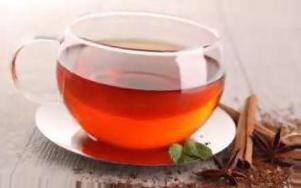 вкусный чай с корицей