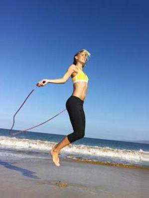 самые простые упражнения для похудения