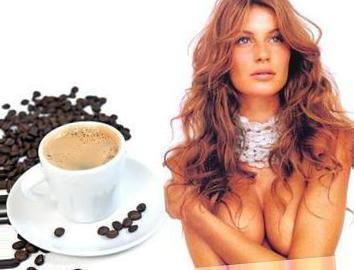 грудь и кофе