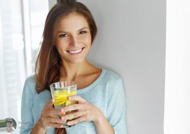 можно ли похудеть если пить воду с лимоном